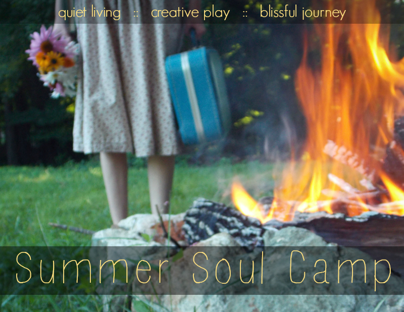 Summer soul blog postcard