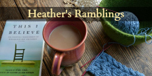 Widget Heather's Ramblings (2)
