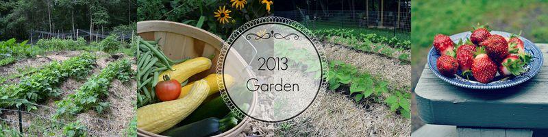 2013 garden banner