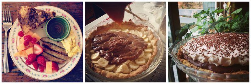 Pie & coffeecake